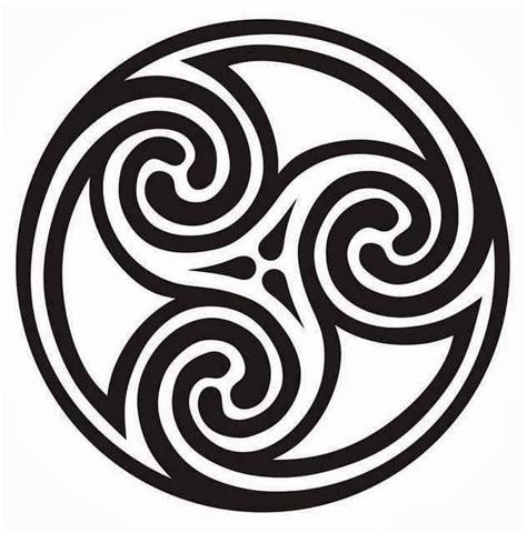 30 Spiral Tattoo Designs Celtic Circle Tattoos Designs