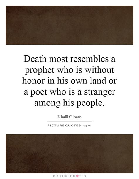 a prophet without honor a novel of alternative history books most resembles a prophet who is without honor in his