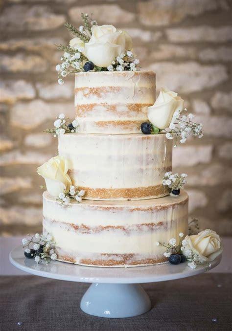 15 of the prettiest buttercream wedding cakes rustic