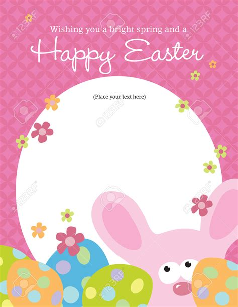 templates for easter posters free easter posters templates happy easter 2018
