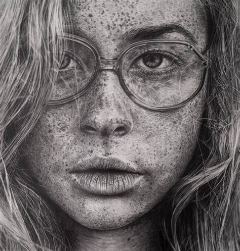 Realistic Drawing Of A