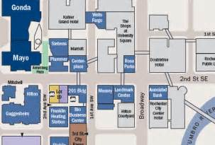 Mayo Clinic Floor Plan Mayo Clinic Rochester Mn Map Images