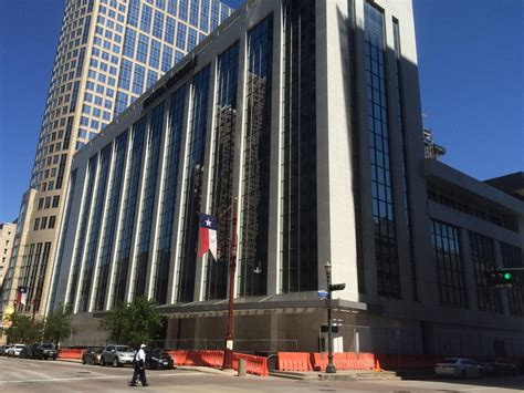 houston texas section 8 office demolition update for 801 texas houston chronicle