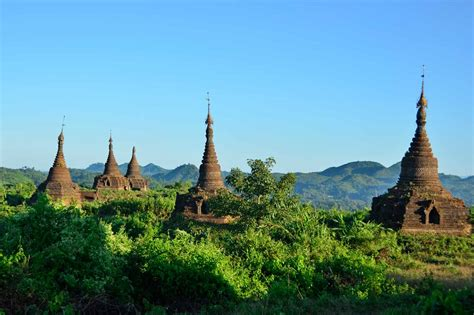 Search Real Mrauk U Is Where You Ll Find Real Myanmar Travel