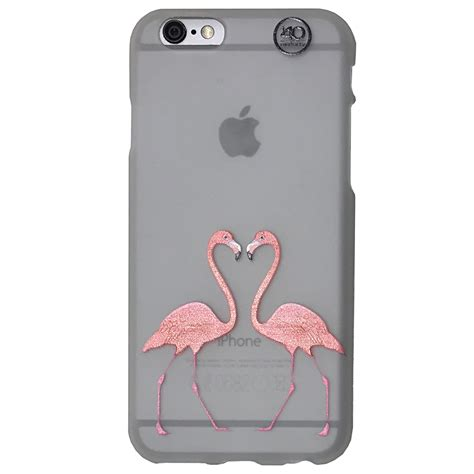 Cover Iphone 6 Plus custodia iphone 6 plus fenicottero