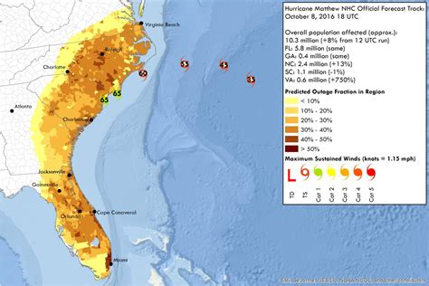 power outage map usa how soil moisture can help predict power outages caused by