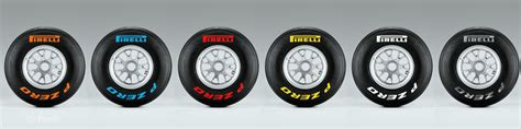tire color six colors for pirelli f1 tyres biser3a