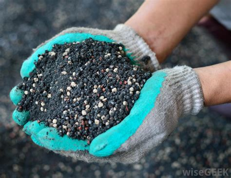 is fertilizer what is granular fertilizer with pictures