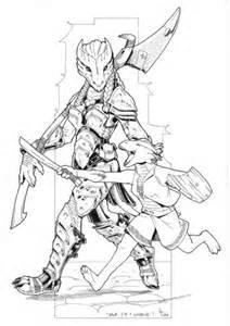 D D Dragonborn Template two dragonborn d d not elder scrolls how to draw creatures elder