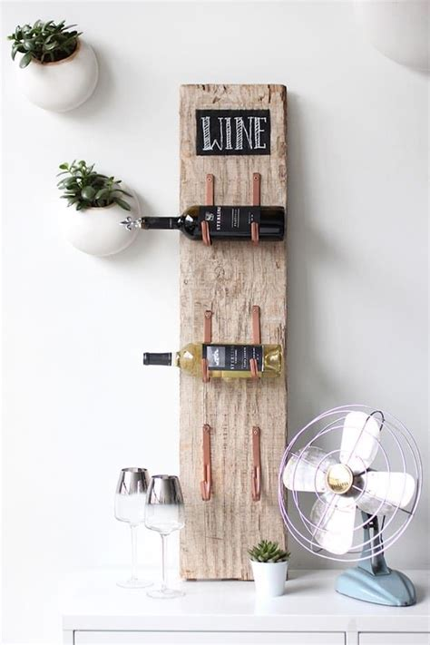 easy diy wood projects  small spaces barn wood