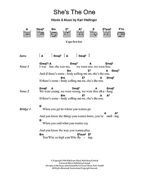 Shes Still The One by She S The One Sheet By Robbie Williams Lyrics