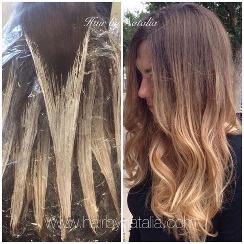painting lowlights on gray hair 136 best blonde highlights on dark hair images on