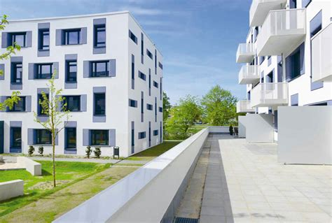 Neubau Britzer Garten by Wohnungsbaugesellschaften Land Berlin