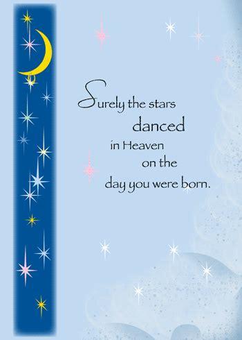 stars  heaven birthday  happy birthday ecards