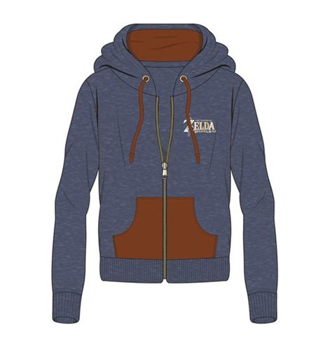 Sweater The Legend Of Breath Of The Hoodie the legend of breath of the hooded zip sweater logo for only 163 52 80 at