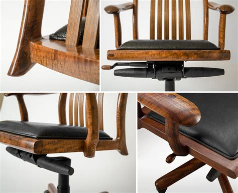 not your average office chairs