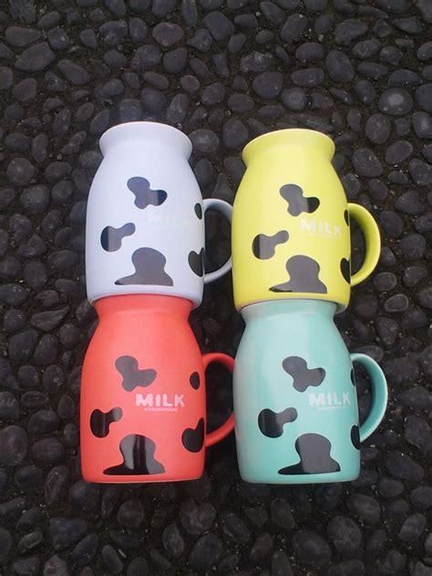 Mug Gelas Keramik Sapi Lucu berbagai macam gelas dan mug keren2 dan unik
