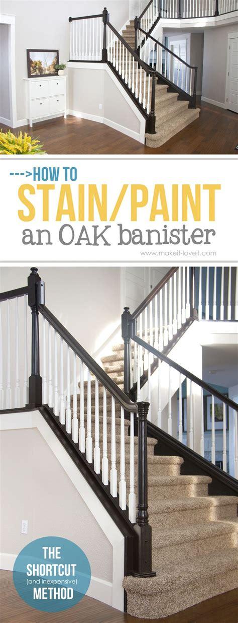 how to paint banister best 25 bannister ideas ideas on pinterest banister