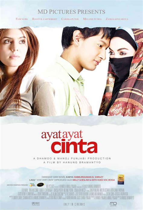 makalah film ayat ayat cinta movie journey of life