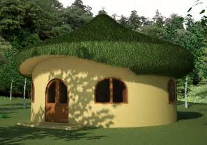 pictures of hobbit houses hobbit house earthbag house plans