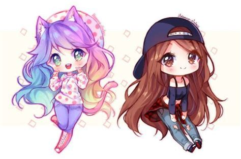 chibi girls 2 a 1976215846 browse art animated chibi and anime