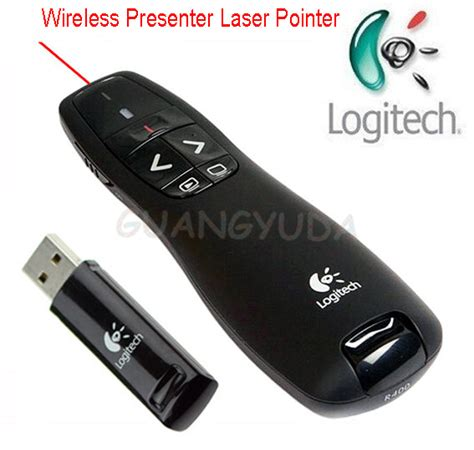 Rf Wireless Presenter Laser Pointer Presentasi Remote 2 4 Ghz 1 logitech r400 presenter pen usb 2 4g wireless rf remote ir ppt presenter laser pointer