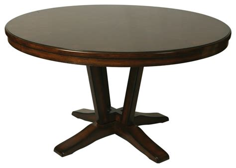 round wood dining room tables pastel devon coast round wood dining table in distressed