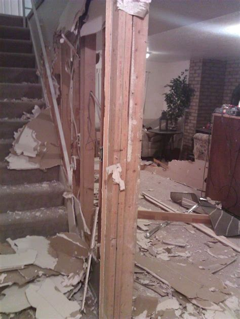 How To Knock An Interior Wall by 1000 Ideas About Load Bearing Wall On Pass