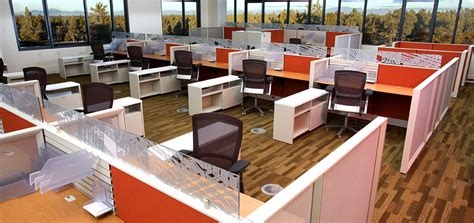 Schwab Offices by Les Schwab Open Plan Offices Project Profiles Knoll