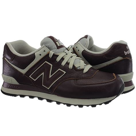 new balance colores new balance ml574 leather s fashion sneakers shoes in