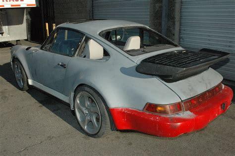 Project Porsche For Sale by Salvage Porsche For Sale Project Porsche Cars Salvage Cars