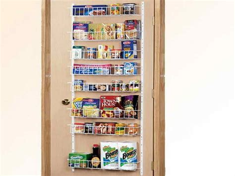 Over The Door Organizer For Kitchen by Kitchen Over The Door Pantry Organizer Over Door Storage