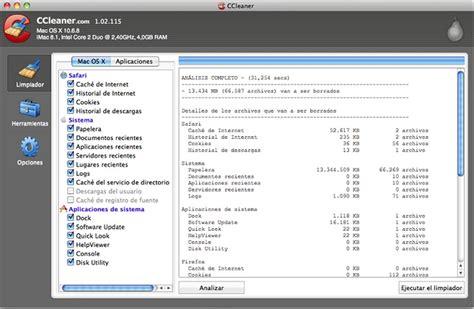 ccleaner or ccleaner mac gratis downloaden