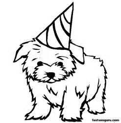 dogs coloring pages printable coloring pages maltese printable printable