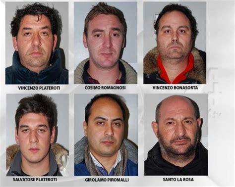 consolato bulgaro napoli ndrangheta arrestati 7 presunti esponenti cosca