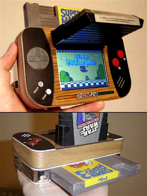 Retro Console System Brings Together The Best Of The 20th Century by Feature Portable Atari Systems That Bring The Retro Back
