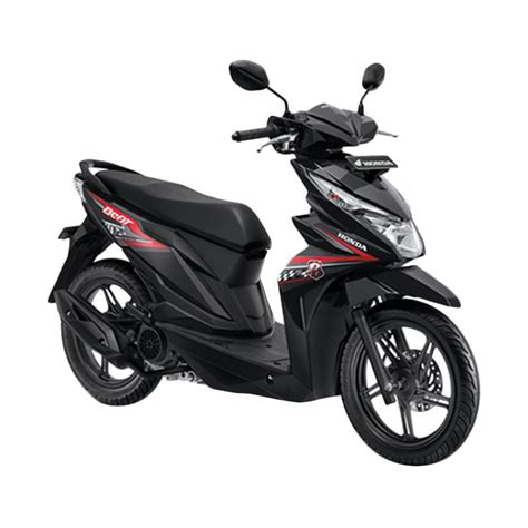 Honda Beat Fi Cw jual honda all new beat esp fi sporty cw sepeda motor vin