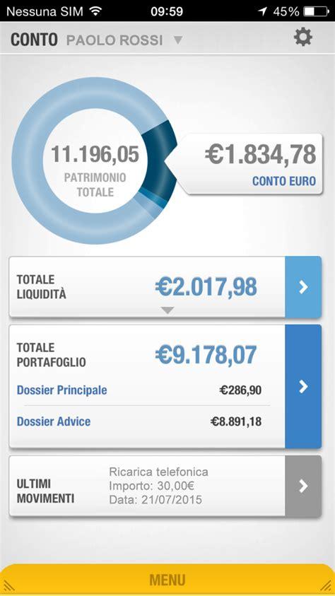 mobile fineco it promotori fineco arricchisce la sua app bluerating