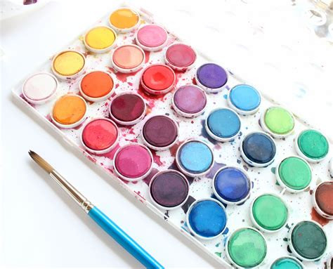 water color watercolor inspiration by hinderliter sculpeysculpey