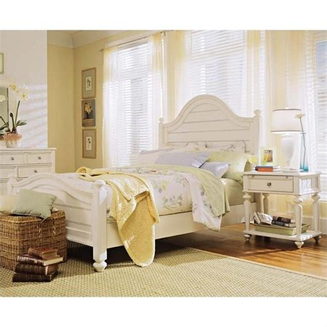 american drew bedroom set american drew camden panel bed 3 piece bedroom set in