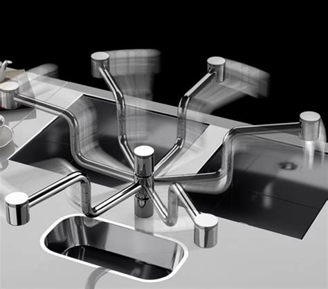 kitchen faucet from cisal the faucet