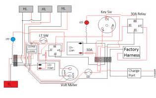 polaris ranger wiring schematic ranger free printable wiring diagrams
