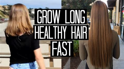 how to grow long healthy hair as an indian ehow grow long healthy hair fast youtube