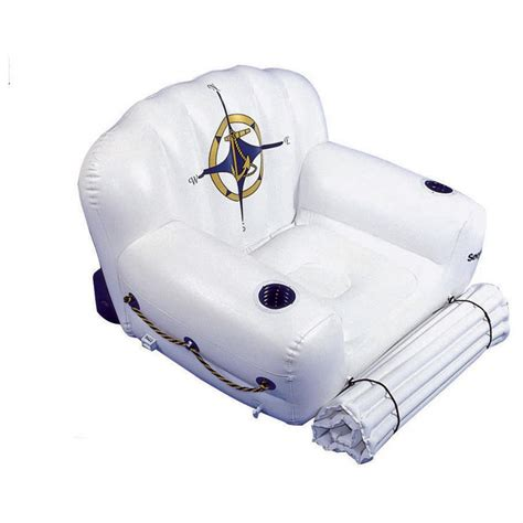 in water lounge chairs sevylor 174 3 position nautical pool chair 127456
