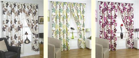rideaux pr 234 ts 192 poser fleuris doubl 233 s vari 233 t 233 de couleurs