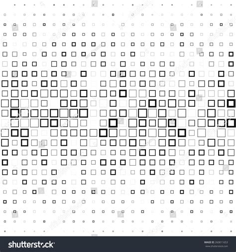 square pattern background vector seamless square pattern vector black and white background