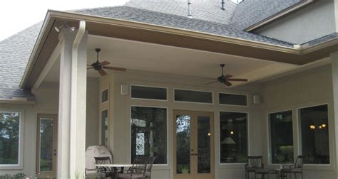 Patio Construction Houston by Marygrove Awnings Tx Traditional Patio Covers