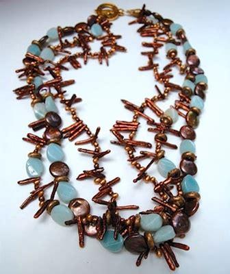 bead gallery vacaville adjustable chevron ring tutorial jewelry journal