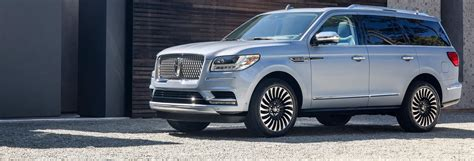 all new 2018 lincoln navigator boasts class family