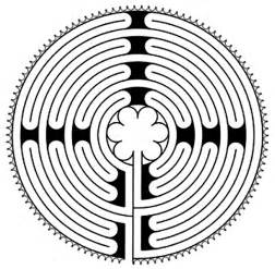 printable finger labrynth